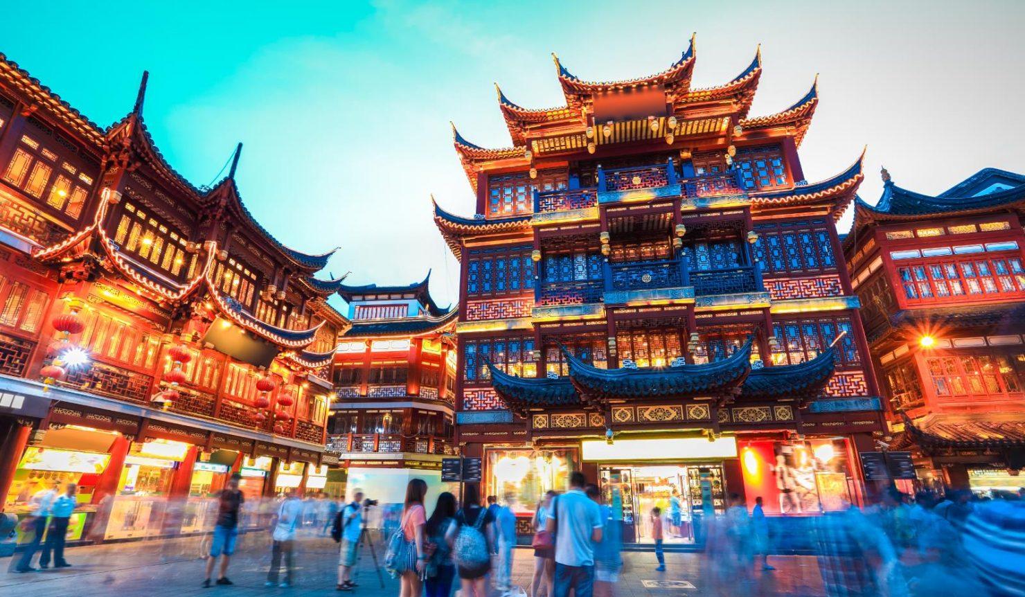 Çin'in kuzeydoğusun