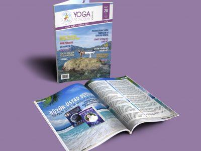 Dünyanın ilk ve tek gerçek Yoga dergisi Yoga Academy