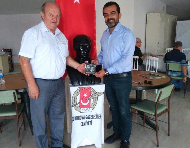 ÇGC Başkanı Esendemir, Vursavuş'un müzik sektöründe de başarılı olacağına inandığını ifade etti.