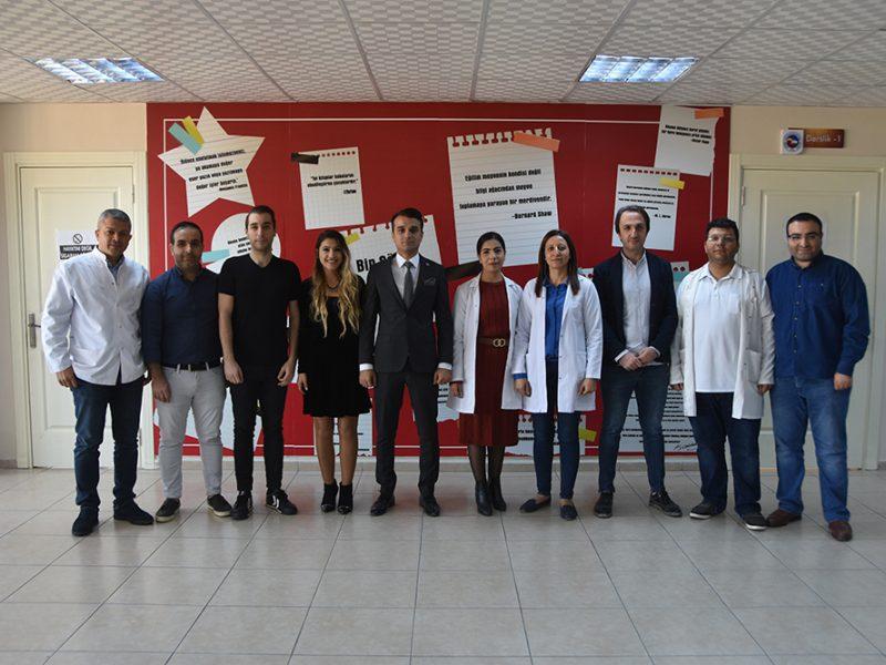 Ceyhan Belediyesi Gençlik Eğitim Merkezi haftanın 6 günü 602 öğrenciye ücretsiz hizmet veriyor