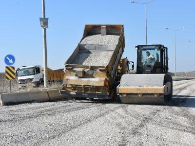 Sarımazı Çevre Yolu'nda yapılan çalışma sadece basit bir asfalt çalışması değil.