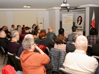 01.01.2020 tarihinde başlayacak olan Gelir İdaresi Başkanlığı'nın 509 sayılı Genel Tebliği olan e-Uygulamaları Adana Mali Müşavirler Odası'nca diş hekimlerine de anlatıldı.