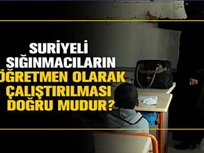 """İYİ Parti Adana Milletvekili İsmail KONCUK, """"700 bin ataması yapılamayan öğretmenimiz bulunurken, eğitici özelliği bile tartışılan Suriyeli sığınmacıların öğretmen olarak çalıştırılması doğru mudur?"""