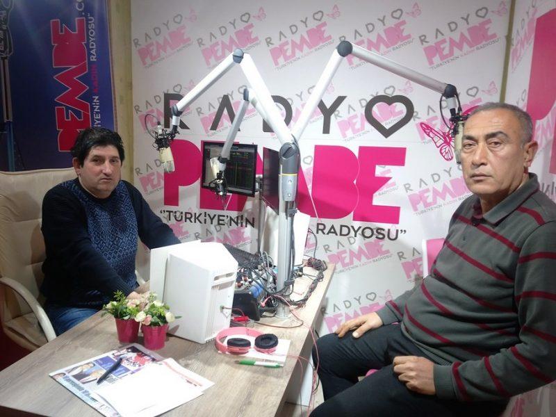 Deneyimli gazeteci-radyocu K. Yalçın Göl'ün Genel Yayın Yönetmenliğini yaptığı Radyo Pembe yeni yayın dönemine sporda hızlı girdi..