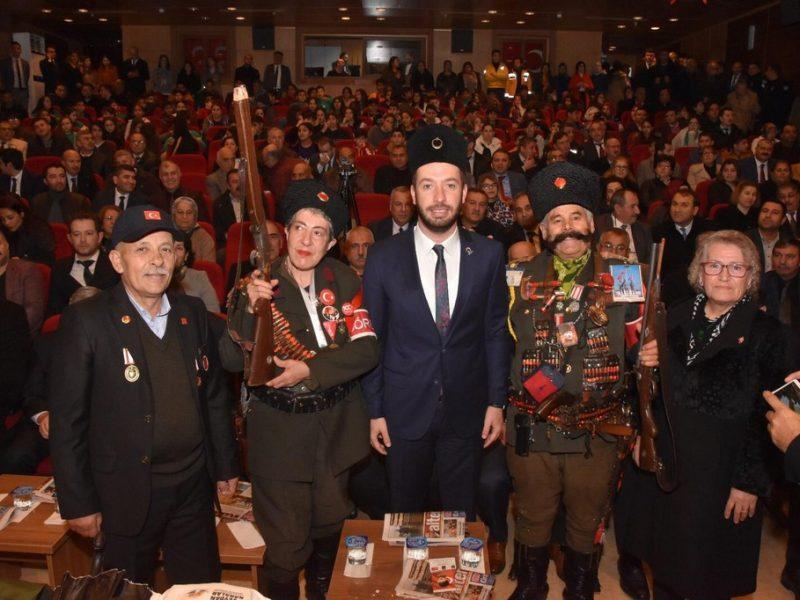 Ceyhan Belediye Başkanı Kadir Aydar 18 Mart Çanakkale Zaferi münasebetiyle bir kutlama mesajı yayınladı.
