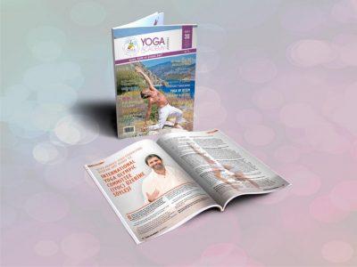Yoga alanında uzman bir kadro tarafından hazırlanan dergi, sağlıklı yaşam meraklıları için birbirinden ilginç ve faydalı konu başlıklarından oluşuyor.