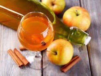 Her gün 1 yemek kaşığı elma sirkesi