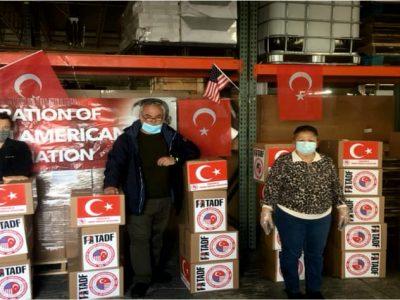 Türk Amerikan Dernekleri Federasyon Başkanı Tulga Tekman dan edindiğimiz bilgilere göre