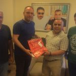 Karaisalıspor'dan Çimen'e tam destek