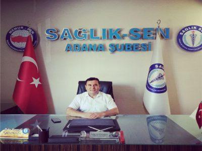 Açıklamasında; Saygıdeğer Şehir hastanesi çalışanları, sevgili Adanalı hemşehrilerim Cumhurbaşkanımız Sayın Recep Tayyip Erdoğan'ın imzası ile yayınlanan 2654 sayılı Resmi Gazete'de