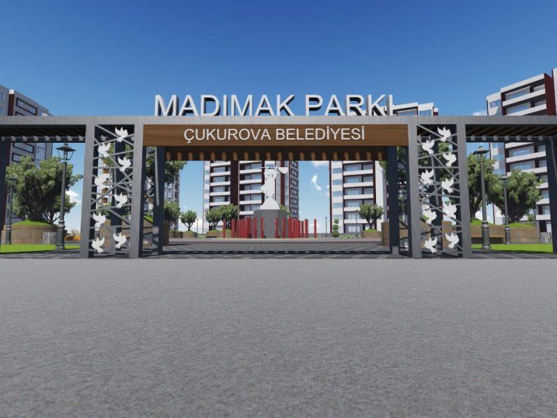Parkın ortasında 2 Temmuz Anıtı yer alacak. Anıtta 2 Temmuz 1993'te hayatını kaybeden aydınların isimleri ve Alevilerin 7 ulu ozanı olan Nesimi, Yemini, Fuzuli, Şah Hatayi, Virani, Pir Sultan Abdal ve Kul Himmet'in dizeleri yer alacak.