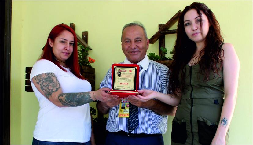 Adanaya geldim masöz ve fizyoterapist olarak 6 yıl Adanada çalıştım bu yıl kendi işyerimi açmaya karar verdim.