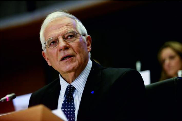 Suriye krizi: Suriye'nin ve bölgenin geleceğinin desteklenmesi konulu IV. Brüksel Konferansı'na katılımı öncesi Yüksek Temsilci/Başkan Yardımcısı Josep Borrell tarafından sanal ortamda yapılan açıklama