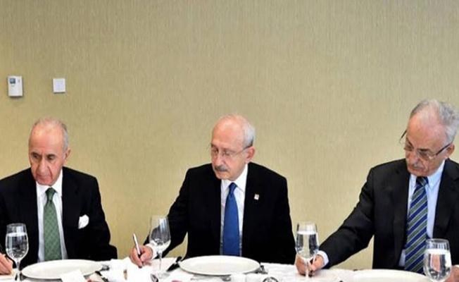 """Basına kapalı görüşmede, Kılıçdaroğlu'nun iki eski lidere, """"Muharrem İnce her istediğinde görüştüm."""