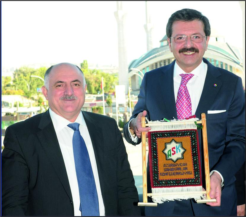 azerbaycana destek sürüyor