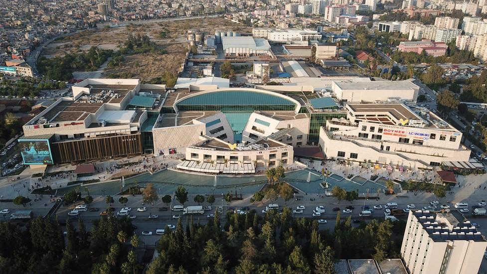 Adana'nın eğlence, buluşma ve yaşam merkezi 01 Burda AVM, Türk Standartları Enstitüsü